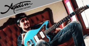 Demo di Agostin Custon Guitars