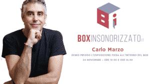 Carlo Marzo a Musica In Fiera | musicainfiera.it