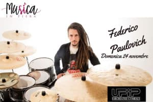 Federico Paulovich a Musica In Fiera | musicainfiera.it