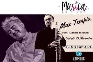 Max Tempia a Musica In Fiera | musicainfiera.it