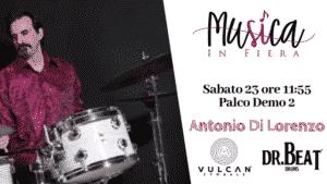 Antonio Di Lorenzo a Musica In Fiera