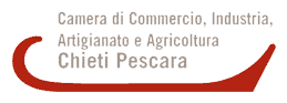 Patrocinio Camera di Commercio di Chieti e Pescara