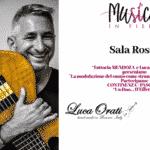 Fattoria MENDOZA e Luca Orati Liutaio a Musica In Fiera