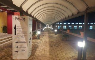 centro espositivo Musica in Fiera